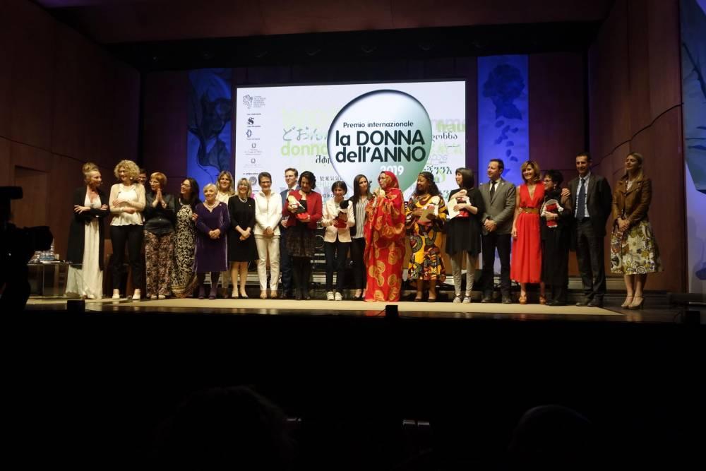 Soroptimist Progetti: Premio Internazionale La Donna dell'Anno.